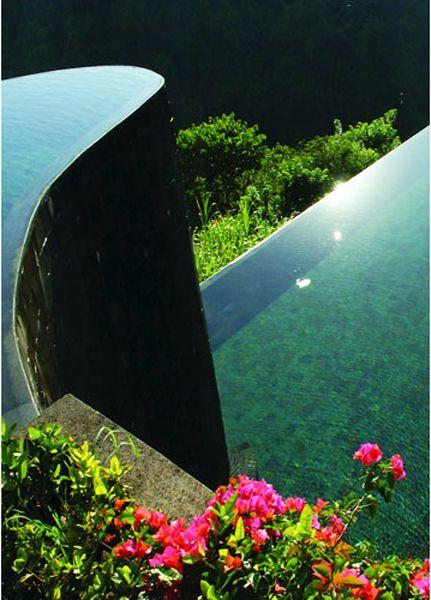 Ubud Hanging Gardens in Bali, Indonesia: