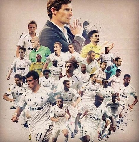 136. 2012 - 2013 SPURS team