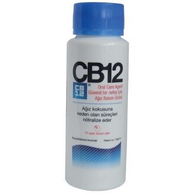 CB12 Ağız Gargarası 250ml | 31,41 TL-Dermoeczanem sitesinde. Ağız bakımı için, ağız kokusu önleyici gargara.