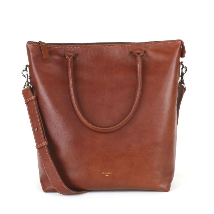 Lightweight and thoughtfully designed, this stylish laptop bag is made with beautiful yet resilient leather and specially engineered lining. Free shipping.