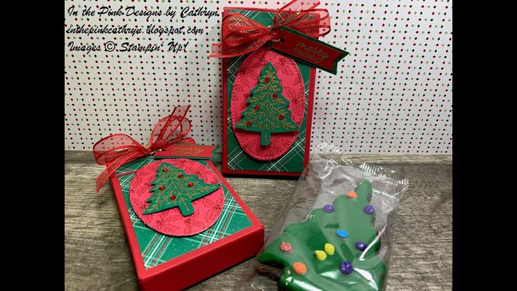 Little Debbie CHRISTMAS TREE BROWNIE GIFT BOX with