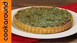 torta rustica di spinaci - YouTube