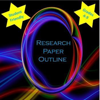 Best 25+ Research paper outline ideas on Pinterest Paper outline - sample research paper outline