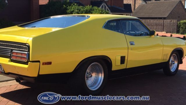 1976 Ford XB Coupe GS - Muscle & Classic - Ford Muscle Cars For Sale, Mustangs For Sale