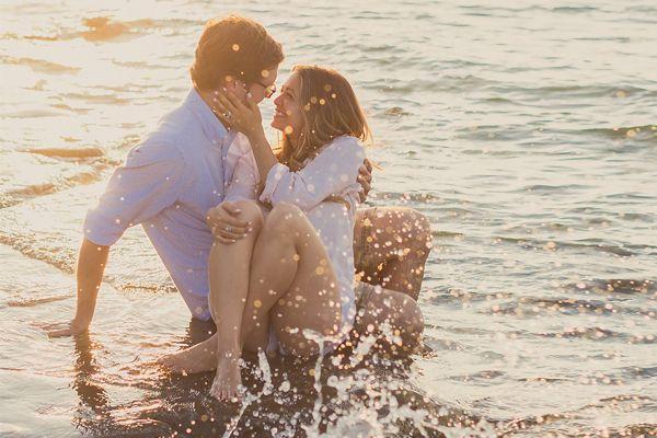 復古風情與日落海岸婚紗照 (Rowell Photography 拍攝)