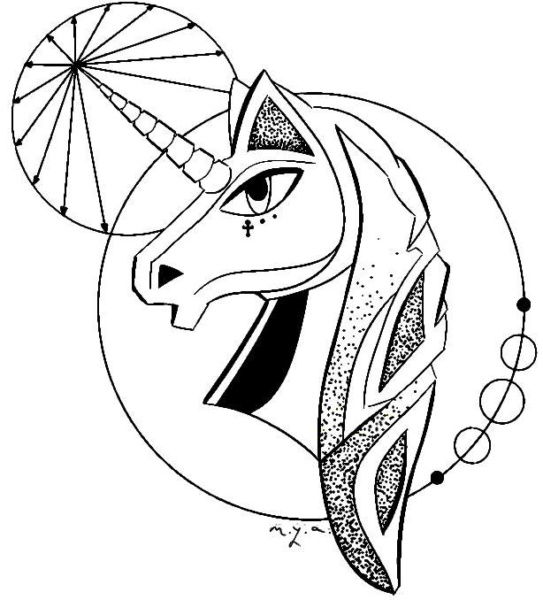 Unicorn Starlight