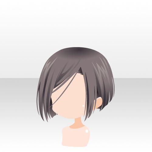 Best Bob Hairstyle Images On Pinterest Bob Cuts Bob Hair - Anime bob hairstyle