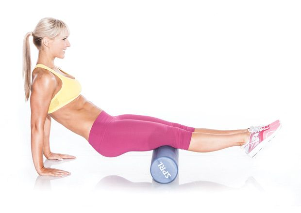 8 Foam Roller Exercises...