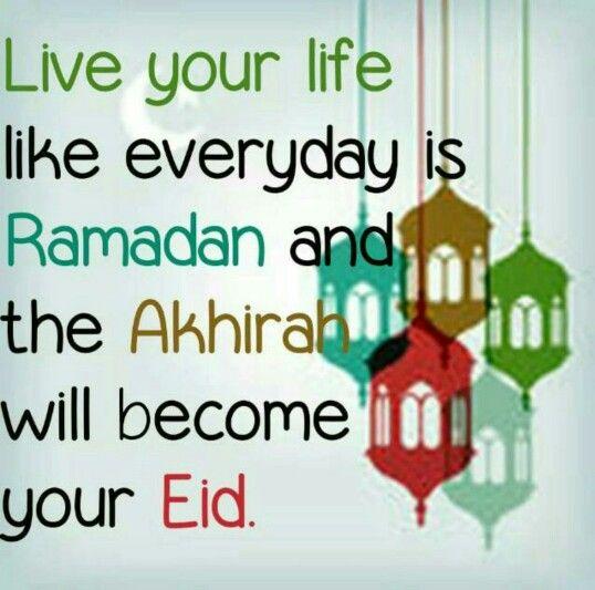 Ramadan Kareem..