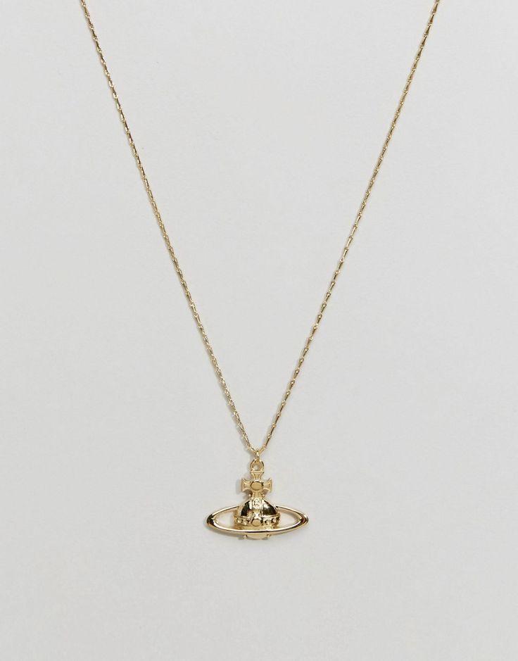 Image 1 of Vivienne Westwood Suzie Pendant Necklace