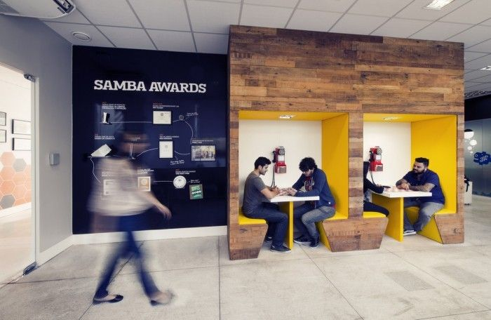 Самые креативные ИТ-офисы мира: Южная Америка   dev.by На крышах ИТ-офисов Бразилии и Уругвая — солнечные батареи, пляжные шезлонги и поля для гольфа.