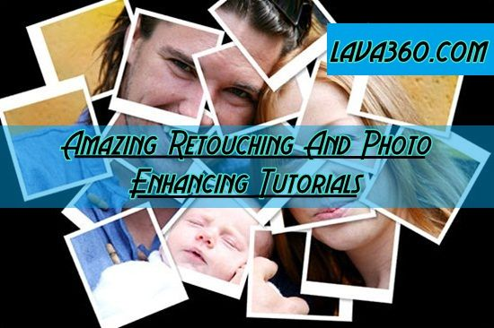 Amazing Retouching And #Photo Enhancing #Tutorials for beginners