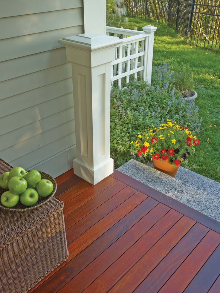 26 Best Images About Deck Ideas On Pinterest Stains Wood Decks And String Lights