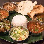 アーンドラ・ダバ (Andhra Dhaba) - 神田/インド料理 [食べログ]