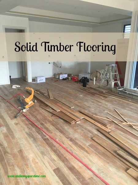 Timber flooring is both beautiful and practical, here we have laid Queensland Spotted Gum. #queenslandspottedgum #timberflooring