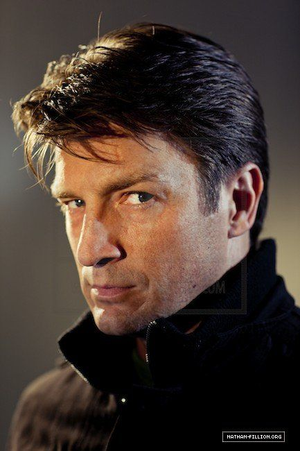 Nathan Fillion - Richard Castle - One of my favorite shows!