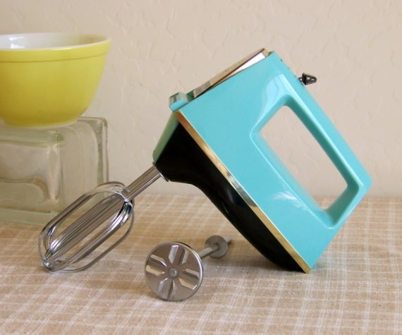 17 Best Images About Hand Mixer On Pinterest Turquoise