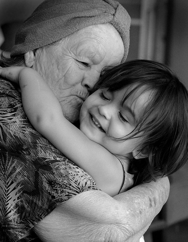 Love and respect your Grandmother i really miss mine... Iaia i always love you