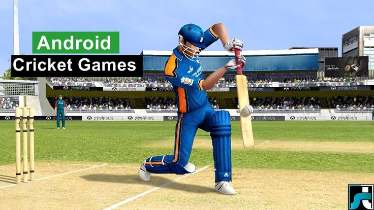 Top 10 Best Cricket Games For Android - 2017