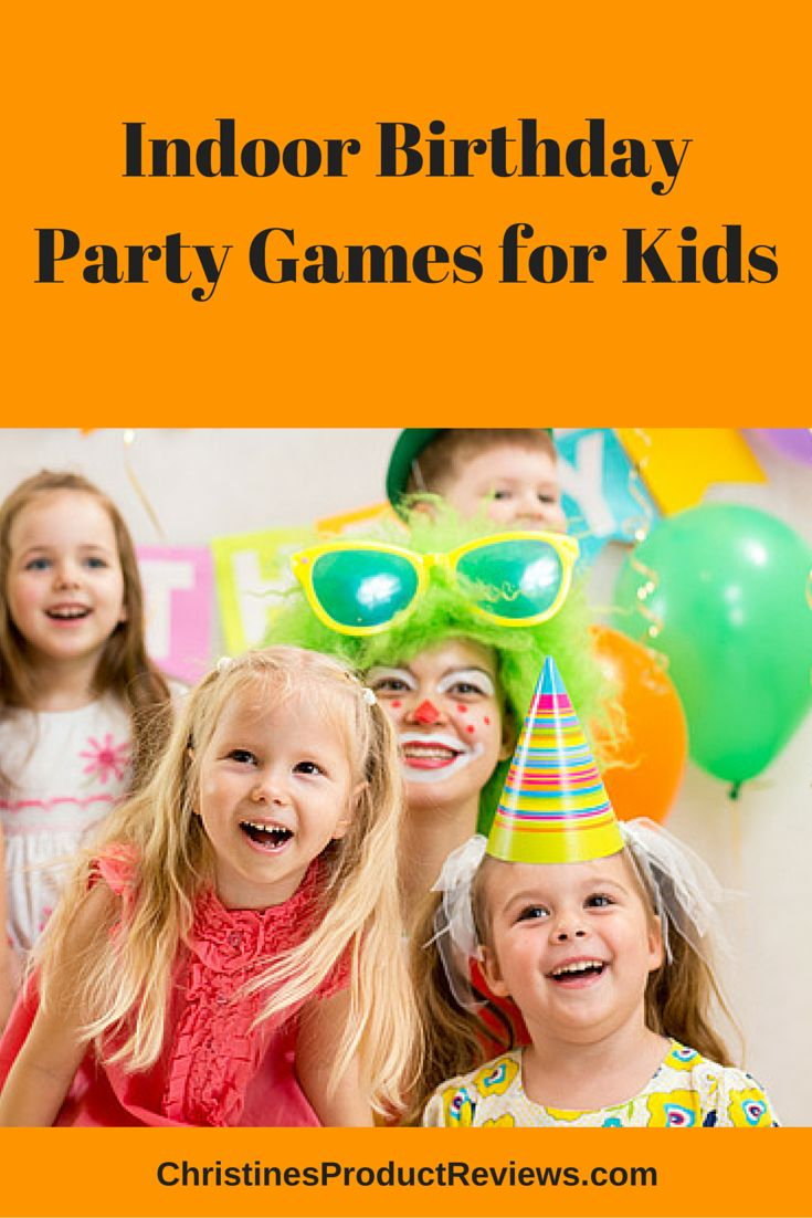 You can get yourself little penny prizes here and have a great time. Playing indoor games with kids is a great way to keep them involved and socializing amongst one another. Check out some of these great birthday party games for indoors and see which ones fit your age group best. Here is a great selection of indoor games for a kids birthday party.