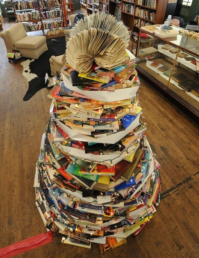 122 best book christmas trees images on pinterest merry for Non christmas tree