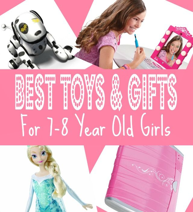 Best Gifts & Top Toys for 7 Year old Girls in 2013 - Christmas, Seventh Birthday and 7-8 Year Olds