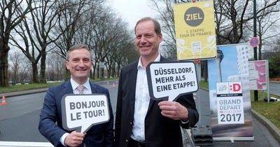 http://ift.tt/2l6EnA5 http://ift.tt/2lhY85S  DÜSSELDORF Alemania Febrero 2017 /PRNewswire/ -Düsseldorf es donde el corazón de los ciclistas late en 2017: 30 años después de que el Tour de Francia comenzara en la dividida ciudad de Berlín en 1987 la carrera ciclista más importante del mundo es finalmente fijada para empezar de nuevo en Alemania y Düsseldorf espera el inicio de la legendaria carrera francesa. La Grand Départ comienza con la presentación de los equipos el jueves 29 de junio a…
