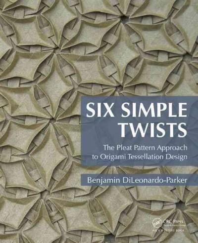 An in-depth look into origami tessellation design, this book does not include traditional models such as flowers, animals, or insects, but rather remarkably intricate paper patterns known as tessellat