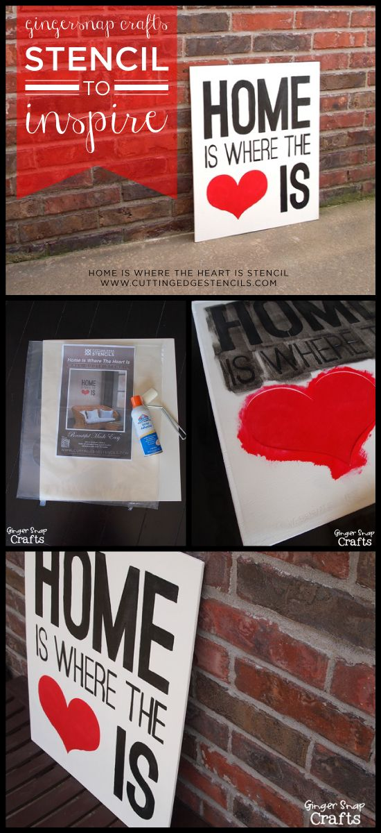 home-is-where-the-heart-is-stencil-diy-stenciled-canvas-art