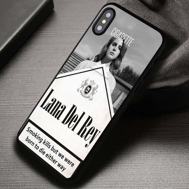 Cigarette Lana Del Rey Born To Die - iPhone X 8  7 6s SE Cases & Covers #music #singer #lanadelrey #iphonecase #phonecase #phonecover #iphone7case #iphone7 #iphone6case #iphone6 #iphone5 #iphone5case #iphone4 #iphone4case #iphone8case #iphoneXcase #iphone8plus