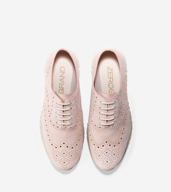 Zerogrand oxford shoes - Nude & Neutrals Cole Haan dAeHEBQl