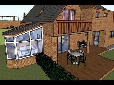 house design in google sketchup sketchup pinterest