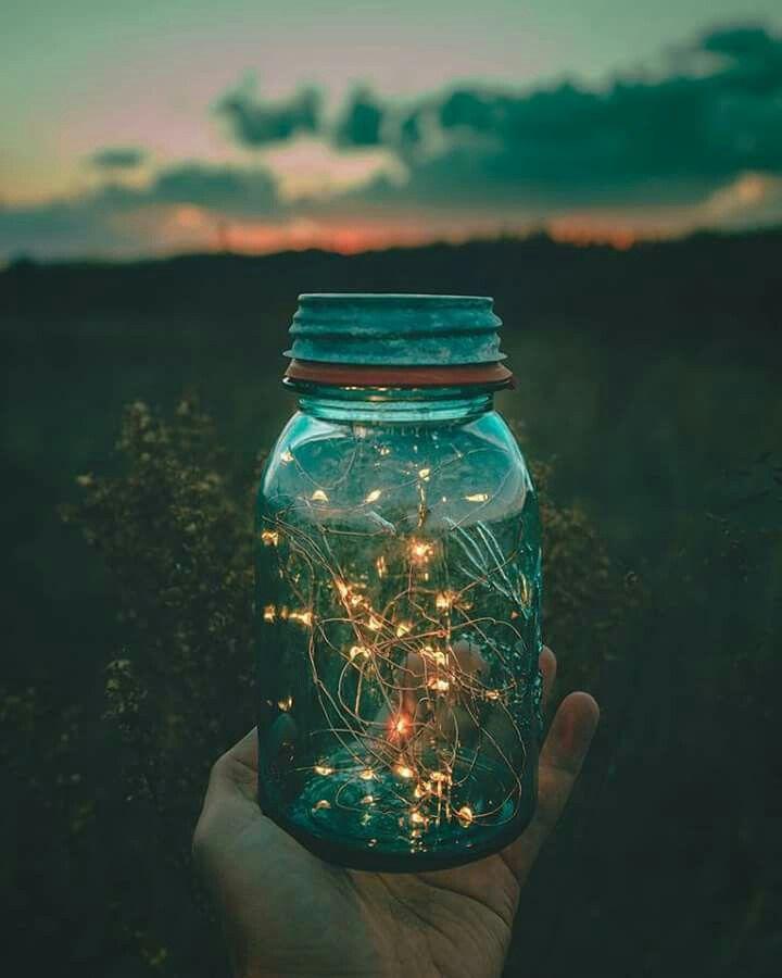 картинки светлячки в банке на траве профессия даёт мне