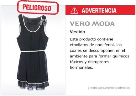 Vero Moda Vestido   #Detox #Fashion: Hilo Tóxico, The Big Ones, Grandes Parches, Parches De, Grand Parch, Hilos Tóxicos