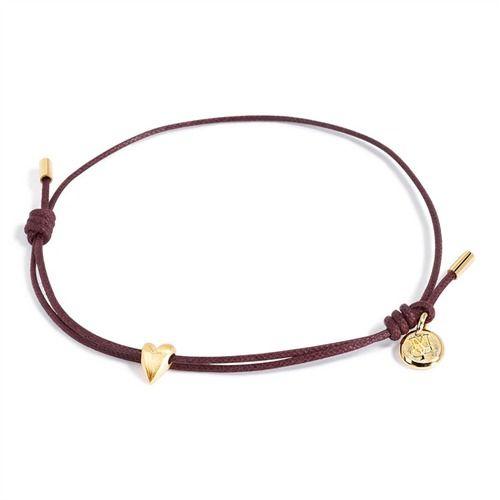 Bestellen Sie Ihr auberginefarbenes Armband  von Marc O'Polo günstig bei The Jeweller.#beach #jewelry #paradise #palmtree #ocean #beachjewelry #schmuck #armband #bracelet