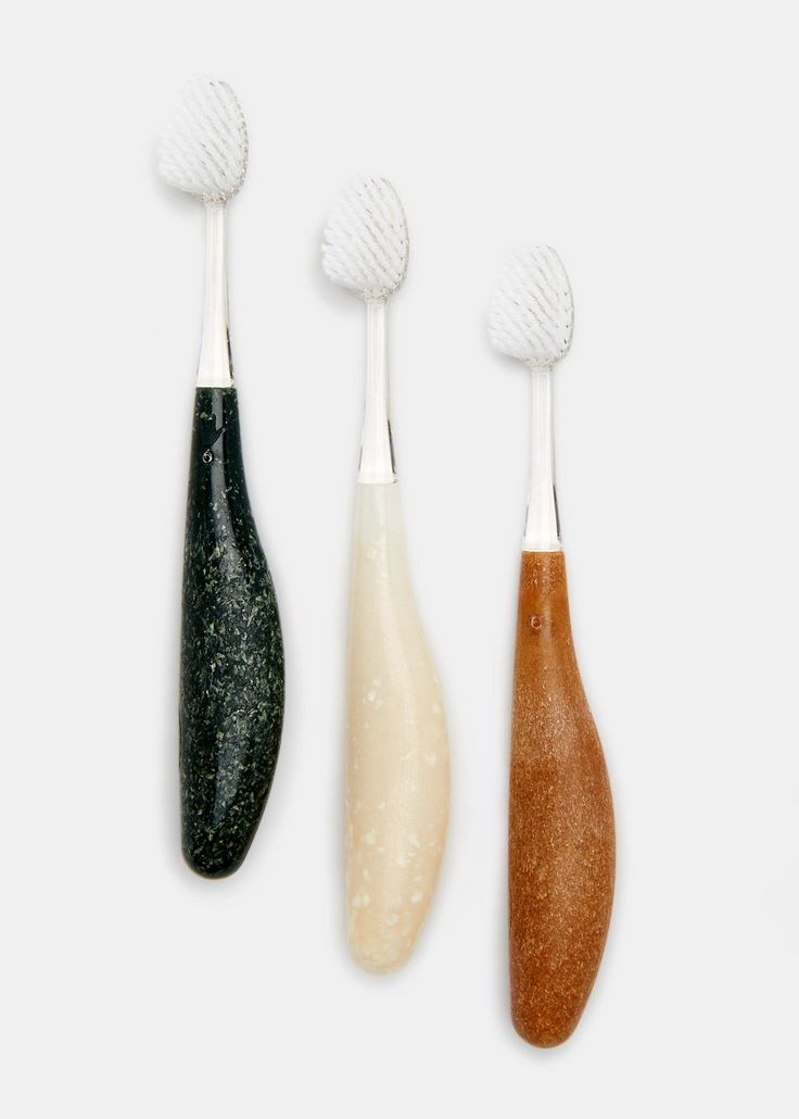 Source Ergonomic Recycled Handle Toothbrush | Rodale's