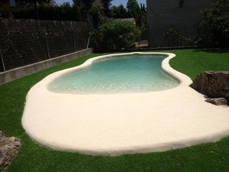 104 best viviendas con piscina de arena images on for Piscina torrelodones