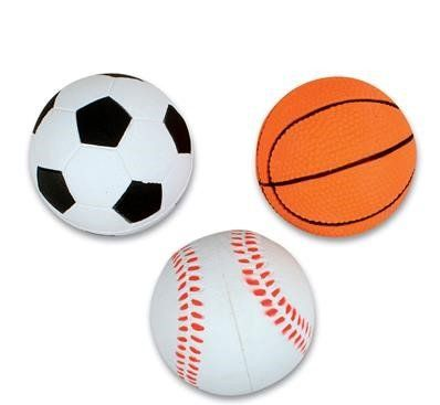 1 Dozen 25 Rubber Sport Bounce Balls  Includes Soccer Ball Basketball and Baseball Bounce Balls  Great for Party Favors Awards Ball Games Stocking Stuffers  Bulk 1 Dozen Balls >>> Details can be found by clicking on the image.Note:It is affiliate link to Amazon.