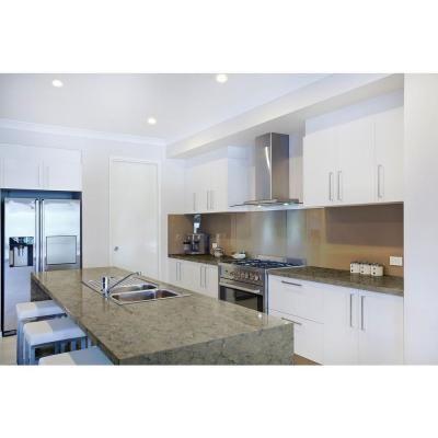 Silestone 2 In Quartz Countertop Sample In Arezzo Ss Q0430 The Home Depot Kitchen