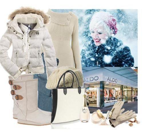 Спортивная зимняя куртка с рисунком
