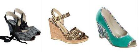 Sandálias femininas modelos Anabela em promoção com preços especiais. http://modacor.net/promocao-de-sandalias-femininas-anabela-com-precos-especiais/