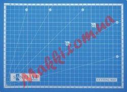 Резиновый коврик самовосстанавливающийся Santi А4 22х30см