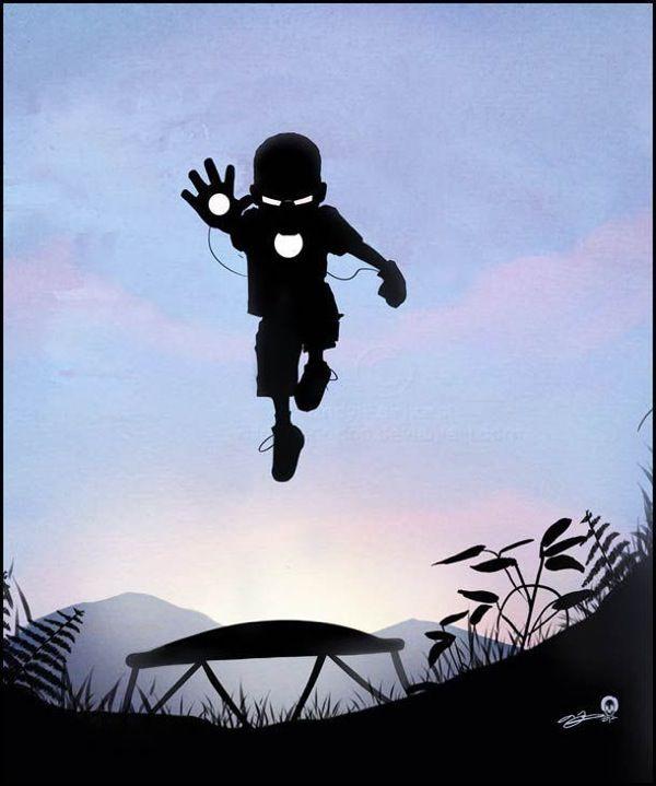 Hero Kids - Ironman