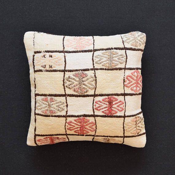 Cuscini 35x35.Cotton Kilim Pillow 14 X14 35x35cm P27 White Kilim Pillow Cover
