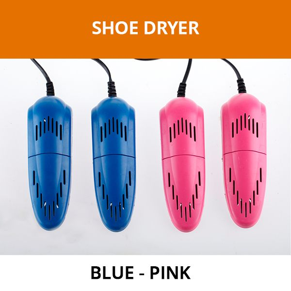Shoe Dryer di musim hujan buat sepatu anda kering Rp. 100.000