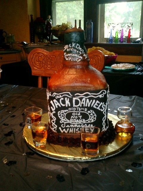 jack daniels bottle cake alexandria buchalski more bottle cake jack ...