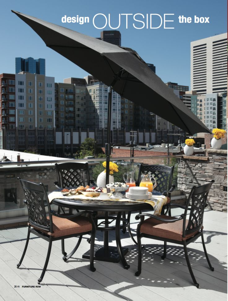 Design Outside The Box With The Furniture Row Outdoor Collection. Now Up To  70%. Labor DayThe ...