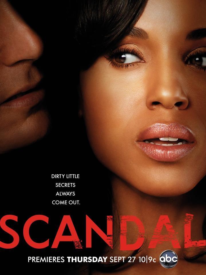 We love Scandal...#KerryWashington ~ #dapmediagroup