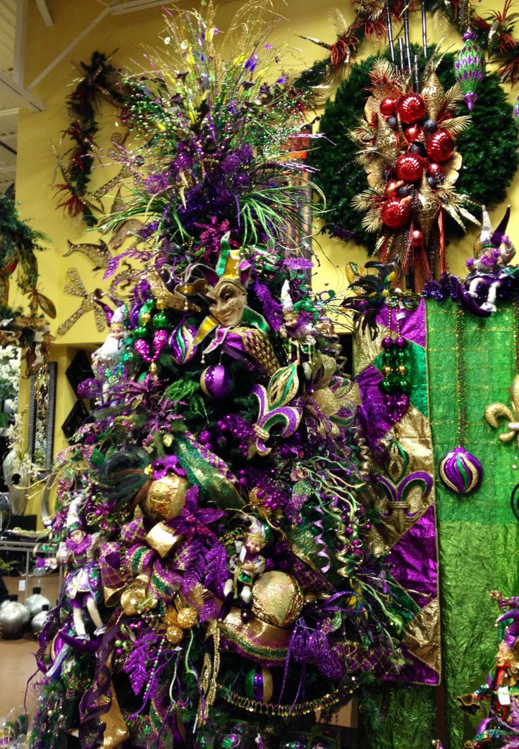 112 best mardi gras wreaths images