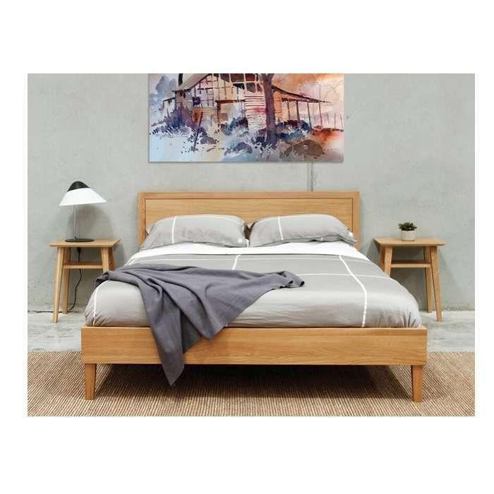 Vavoom Emporium - Norway Solid Oak Bed - Queen Size, $2,295.00 (http://www.vavoom.com.au/norway-solid-oak-bed-queen-size/)
